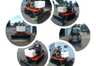 Top 7 reasons incorporating the Snowrator sidewalk machine to your winter arsenal makes sense......